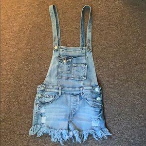 Shorts Overalls